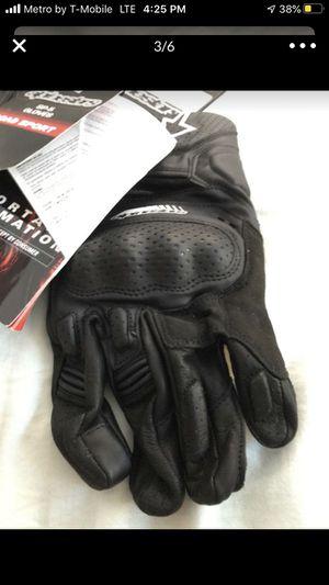 Street racing motorcycle gloves for Sale in Carol City, FL