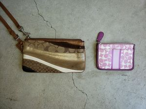 Coach wristlets for Sale in Dublin, OH