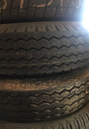 Trailer tires starting at 35 each for Sale in Las Vegas, NV