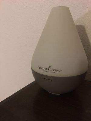 Young living oil diffuser for Sale in Vancouver, WA