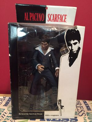 Scarface figure for Sale in Chicago, IL