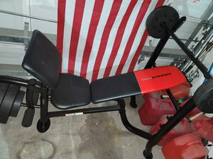 Weider Pro bench (New) for Sale in Homestead, FL