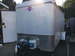 Utility trailer camper conversion for Sale in Federal Way, WA