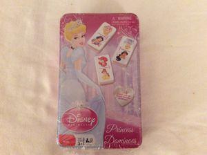 Disney Princess Dominoes Game for Sale in Mesa, AZ