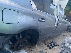 Infiniti q50 parts parting out engine transmission door rear front left right quoter panel rims wheels for Sale in Miami, FL