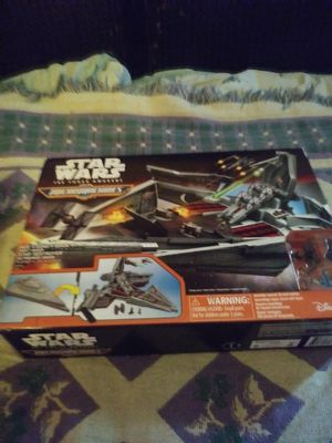 The Force Awakes Star Wars by Disney, micromachines. for Sale in Lafayette, CO