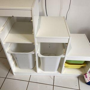 Ikea Trofast Kids Toy Storage for Sale in Hialeah, FL