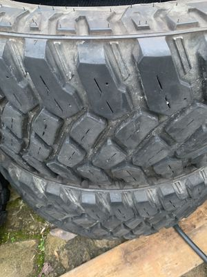 Mud tires and wheels for ram 1500 for Sale in Tacoma, WA