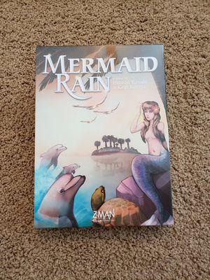 Mermaid Rain board game ZMAN Games NEW sealed for Sale in Washington, PA