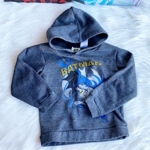Boys Batman Pullover Hooded Jacket Toddlers for Sale in Chandler, AZ