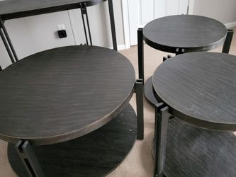 Coffee Table, 2 End Tables, TV Stand for Sale in Fort McCoy,  FL