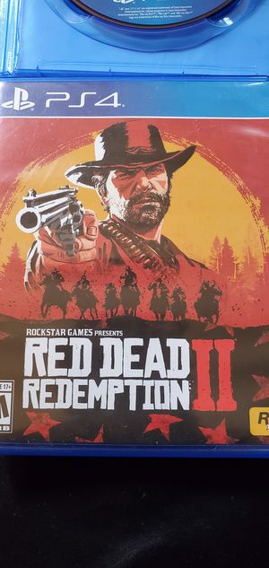 Red dead redemption 2 for Sale in Wyomissing, PA