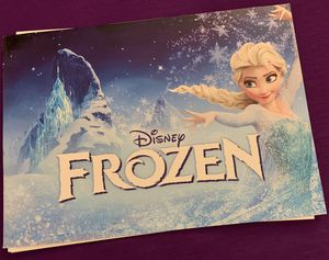 Authentic Disney Lithographs - Frozen for Sale in Arvada, CO