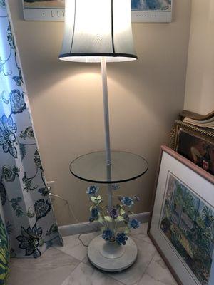 Tole floor lamp for Sale in Vero Beach, FL