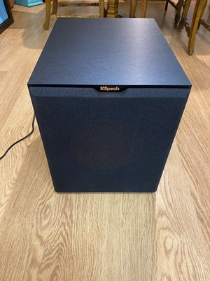 Klipsch subwoofer for Sale in Vancouver, WA