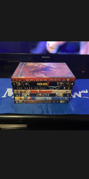 DVD Movie Bundle for Sale in Los Angeles, CA