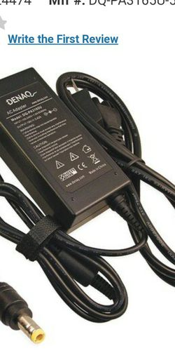 Denaq/DQ-PA3165U-5525/LAPTOP ac Adapter for Sale in Schenectady,  NY