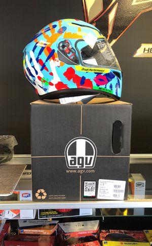 Agv k3-sv missano 2014 motorcycle helmet Sz Sm for Sale in Orlando, FL