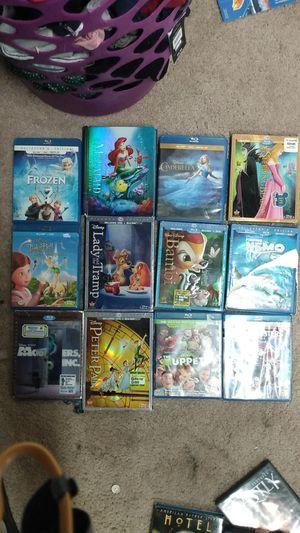 12 kids Blu Ray DVDs for Sale in Phoenix, AZ