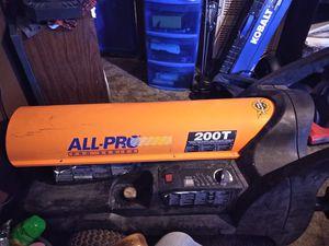 Portable Heater for Sale in Wichita, KS