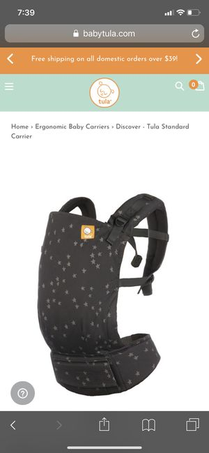 Tula baby carrier brand new for Sale in Chicago, IL
