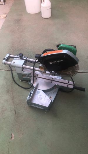 Slide compound saw for Sale in Midland, TX