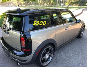 $800URGENT I Selling 2009 MINI Cooper Clubman S,Very clean.Clean tittle Runs and drives great.,no issues!Clean title for Sale in Arlington, VA