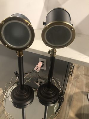 Table lamps for Sale in Costa Mesa, CA