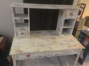 Shabby chic Desk. for Sale in Austin, TX