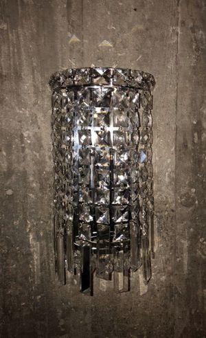 Swarovski Crystal Sconce Chandelier light ***REDUCED** for Sale in Houston, TX