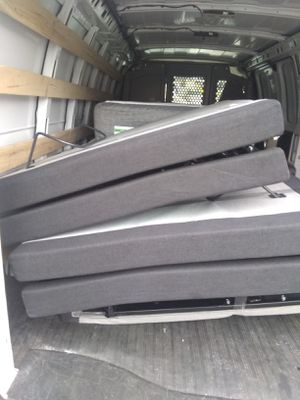 Two twin adjustable beds and one queen adjustable bed for Sale in Washington, DC