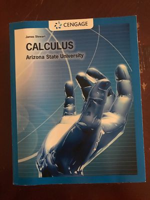 Calculus book ASU for Sale in AZ, US