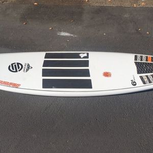 "santa cruz pumpkin seed surfboard 6'4"" x 20.5"" x 2.437"" for Sale in Santa Cruz, CA"