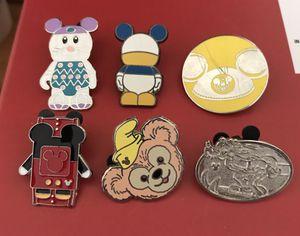 Disney pins READ DESCRIPTION for Sale in Tempe, AZ