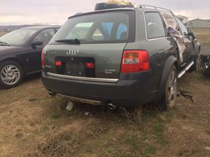 2003 Audi Allroad Quattro for Sale in Ephrata, WA