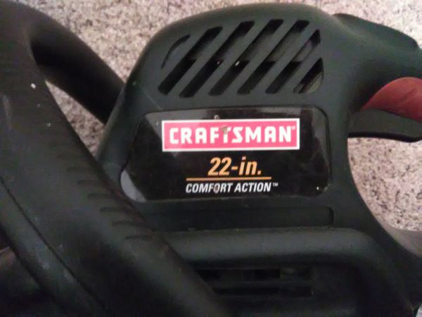 Craftsman 22 in hedge trimmer with cord
