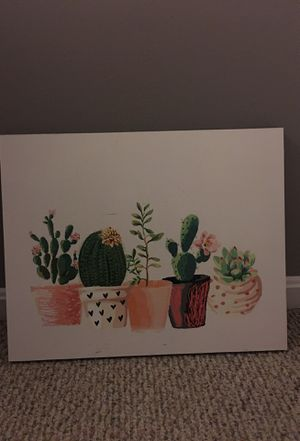 Cute canvas picture for Sale in Silver Spring, MD