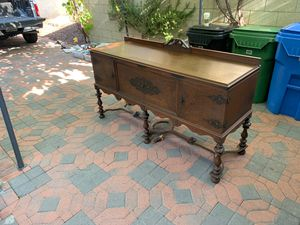 Antique cabinet for Sale in Culver City, CA