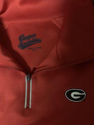 Georgia Bulldogs fleece for Sale in Green Hill, TN