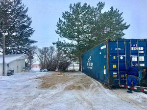 SALE ON OUR USED WWT SHIPPING CONTAINERS!!! W/ ROLLOFF for Sale in Cleveland, OH