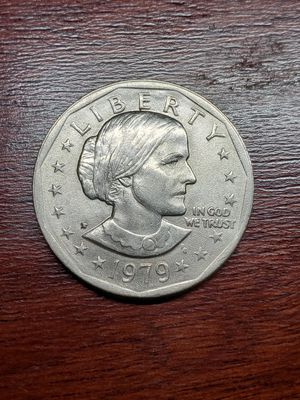 1979 one dollar coin for Sale in Leland, MS