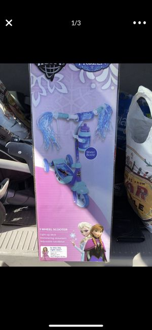 Brand New Frozen Scooter for Sale in Huntington Beach, CA
