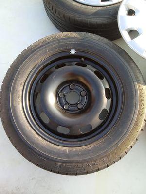 15inch 5 lug wheels for Sale in Bakersfield, CA