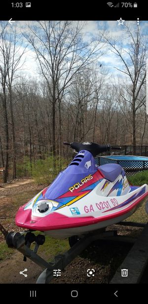 1994 Polaris SL 750 Trim Jet Ski for Sale in Cumming, GA