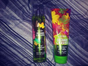 Brand new bath and body work perfume and lotion set set for Sale in Tampa, FL