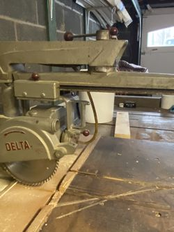 Delta Radial Arm Saw for Sale in Montvale,  NJ