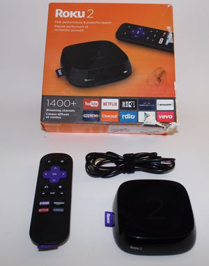Roku 2 for Sale in Los Angeles, CA