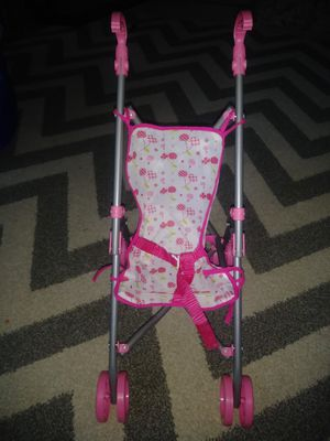 Baby stroller doll for Sale in TN, US