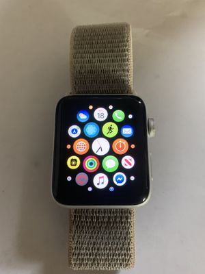 Apple Watch series 3 + original Charger+ stand for Sale in Reedley, CA