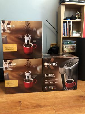 Keurig K1500 Commercial Quick Coffee Maker for Sale in Long Beach, CA